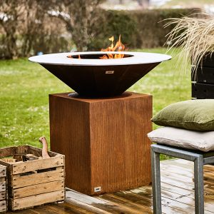 Rais Circle Outdoor Fire