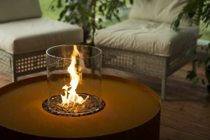 Outdoor Gas and Bio Ethanol Fires