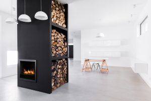 L-Fire Fireplace